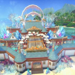 The Sims4 「Ryugujyo-NOCC- 配布」