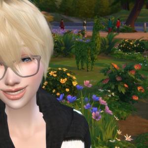 The Sims4 「原点回帰」 不思議町日誌(22)