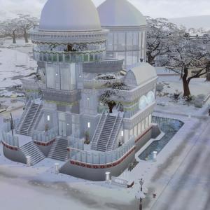 The Sims4 「Skymuseum」 不思議町日誌(26)