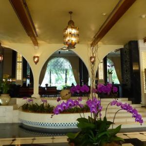 子連れマレーシア旅行☆7日目 ホテルイスタナ 2泊目 ウォークウェイブリッジを通って、スリアKLCCやペトロナスツインタワーへ 夜ご飯は屋台街アローストリートへ