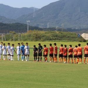 レノファ山口FC U-18(B) vs 南陽工