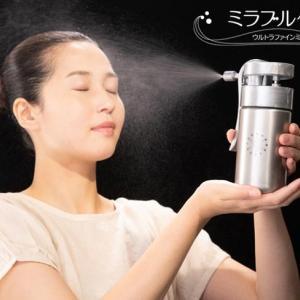 ミラブルケアで化粧水の効果が高まる?口コミや評判は?価格は高い?