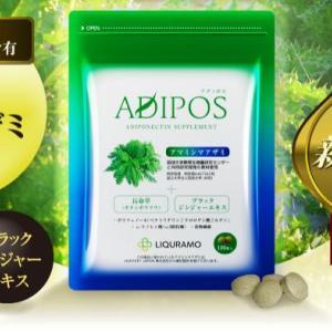アディポス アディポネクチンサプリメントでダイエットサポート?