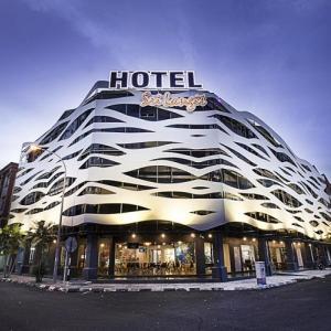 スリランジットホテル(SRI LANGIT HOTEL SDN BHD)クアラルンプール国際空港近く