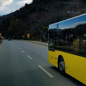 スワンナプームからドンムアンへ空港シャトルバスの乗り方【タイ子連れ旅33】