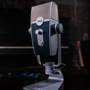 iPhoneでもAndroidでもパソコンでも 手軽に使えて192kHz/24bit対応で高音質な AKG Lyra が発売