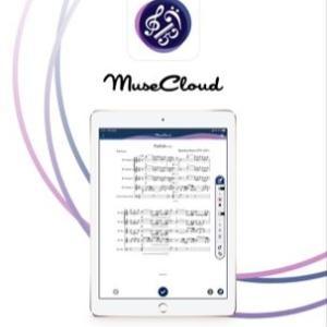 大日本印刷が電子楽譜ビジネスを推進 MuseCloudアプリとMusic XMLで楽譜の世界が変わる?