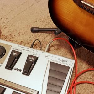 穴をあけずにクラシックギターにピックアップマイクをつけたい