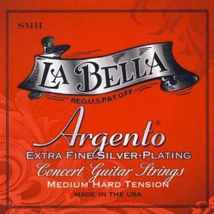 弦の感想: ラベラ アルジェント ミディアムハード (La Bella Argento Medium Hard Tension)