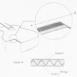 ダブルトップのギターはなぜ遠達性がないといわれるのか?セバスチャン・シュテンツェルの見解と彼のEnhanced Woodについて