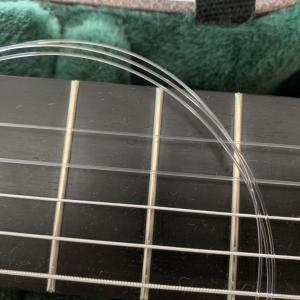 ナイロンが寒波で不足 クラシックギター弦に影響はないか?