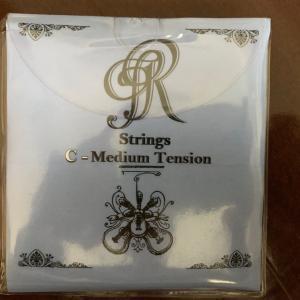 """弦の感想: ホセ・ラミレス 3弦カーボン ミディアムテンション(Jose Ramirez Carbon 3rd """"Coated"""" Medium Tension JRCM)"""
