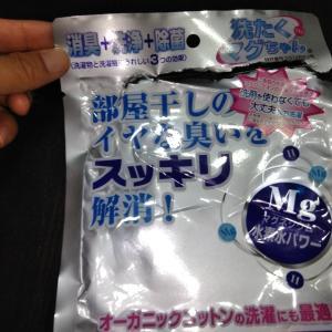 【洗濯】マグちゃん始めました~!!
