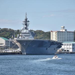 10/9:観艦式前の大賑わいな横須賀をめぐる