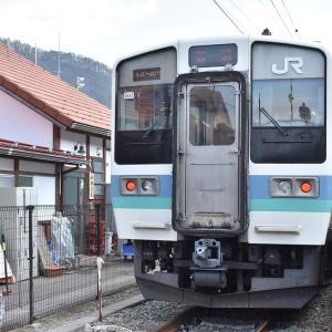 4/6:平成の終わりに富士の裏側で昭和と平成の鉄を楽しむ-下吉田駅で今はなきブルトレ車両を見る