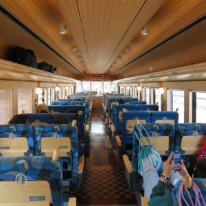 4/6:平成の終わりに富士の裏側で昭和と平成の鉄を楽しむ-元371系富士山ビュー特急に乗車