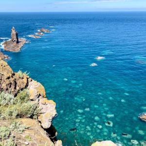 日本一周Nバン車中泊 6日目 最高の景色を楽しめる 岬の湯しゃこたん