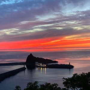 日本一周Nバン車中泊 15日目 知床で最高の夕焼けを!国設知床野営場