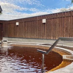 日本一周Nバン車中泊19日目 帯広モール温泉 オベリベリ温泉 水光園