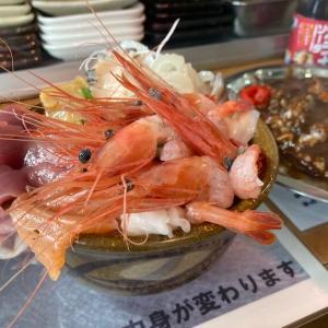 日本一周Nバン車中泊24日目 苫小牧海鮮の名店!マルトマ食堂