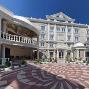 ウラジオストクの宮殿ホテルを徹底レビュー! Villa Arte Hotel 宿泊記