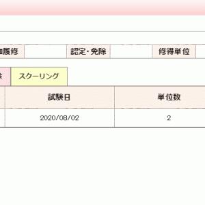 経営学総論Ⅱ④(試験結果)