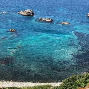【積丹岬・島武意海岸】北海道の海とは思えないほど美しい絶景‼️透明感のあるきれいなブルーの海は必見です‼️