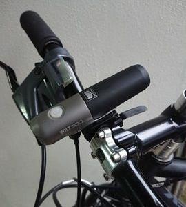 ヘッドライト購入 CATEYE VOLT300