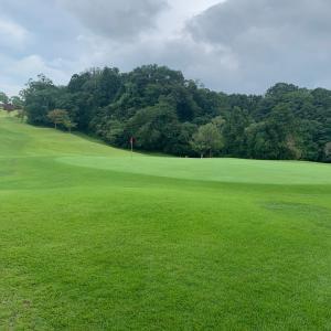 思いきれない…ゴルフ歴9年目の夏