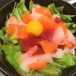 【なごみ亭】函館七重浜店で 海鮮丼と寿司と一品料理を食す