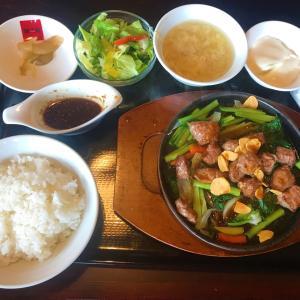 【函館 ランチ】日吉町 雅龍のランチセットは選択肢多くても迷わないで