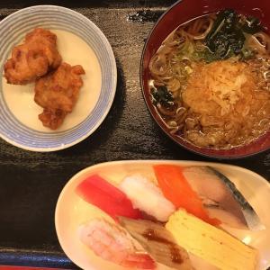 【すしまる戸倉 ランチ】と190円ビールと79円祭