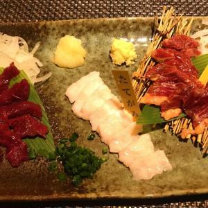 【鮮度良すぎ】函館 FUSHIMI(ふしみ) で馬刺しと炙り肉寿司