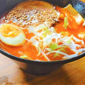 【スープの決め手】上湯川町 めん処はなぶさでラーメン