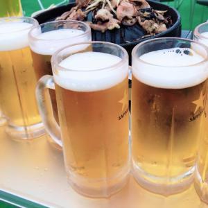 【ビアガーデン】函館 ホテルテトラで食べ放題、飲み放題