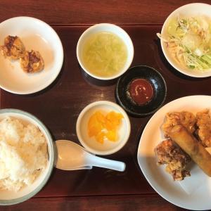 函館 中華料理 李太白(りはく)でチョイスランチをチョイス