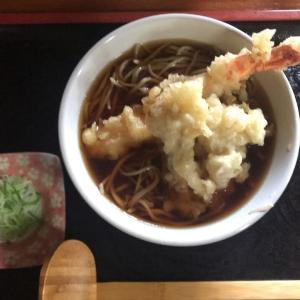 【おばあちゃんちみたいな蕎麦屋】厚沢部 滝野庵で温まる