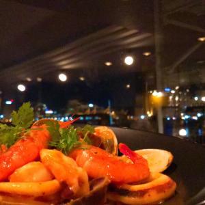 【海のダイニング しろくま】函館ベイエリアの人気レストラン