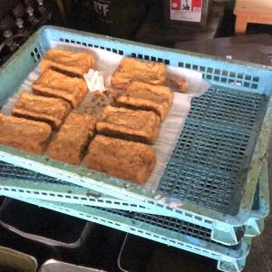 【函館松川町 住宅街にある笠井豆腐店】偶然の出会いでした