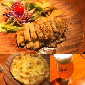 【函館 レストラン&バー ラトナ】ハマる旨さのピザとラトナライス
