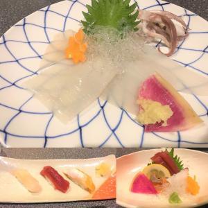 【鳴子で店員さんを呼べ】函館 いか清本店のコース料理+飲み放題で