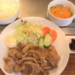 【魅惑なランチ定食】函館駅前のお好み焼き屋 とん平にて