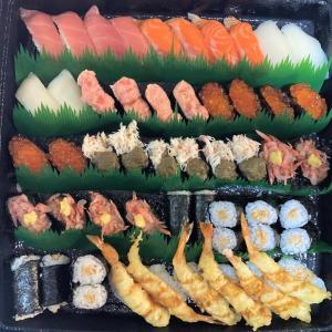 【函館 すしえもん】お好みで寿司を買ってきた時の事