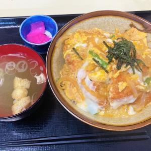 【函館 中島廉売内の食堂 評判いいよ~】かつ丼は いつだって優しい