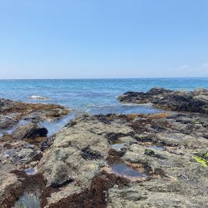 【函館 恵山方面で釣れない釣り】帰りは釜谷富士休憩施設へ