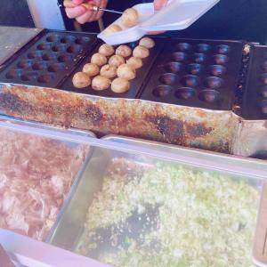 【函館 宝来町の老舗たこ焼き店】たこやき こがねのたこ焼き