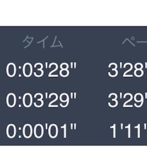 2キロ+1キロ 3月4日