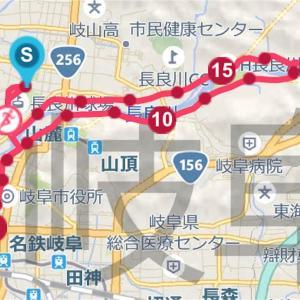 4月25日 38kmロング走