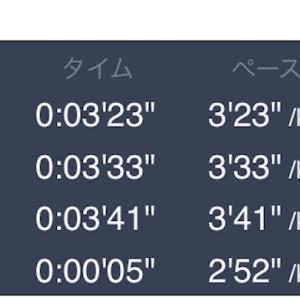 6月17日 5km+1km