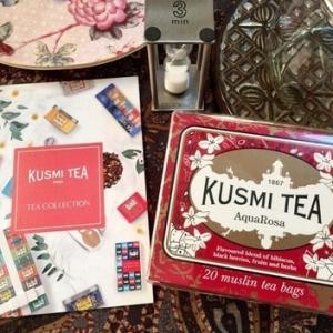 パリジャンに最も愛される、高品質&最先端ティーメゾン「 KUSMI TEA (クスミティー ) 」